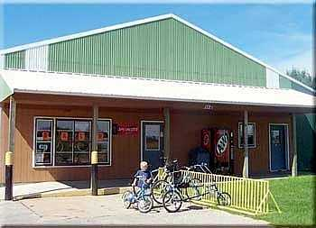 Speed's Bicycle Shop - Sparta, WI